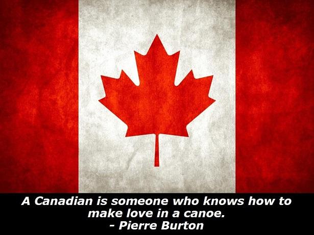 canada quotes funny happy quotesgram