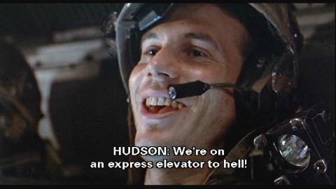 Bill Paxton Aliens Game Over Quotes. QuotesGram