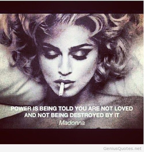 Madonna Inspirational Quotes: Madonna Quotes On Love. QuotesGram
