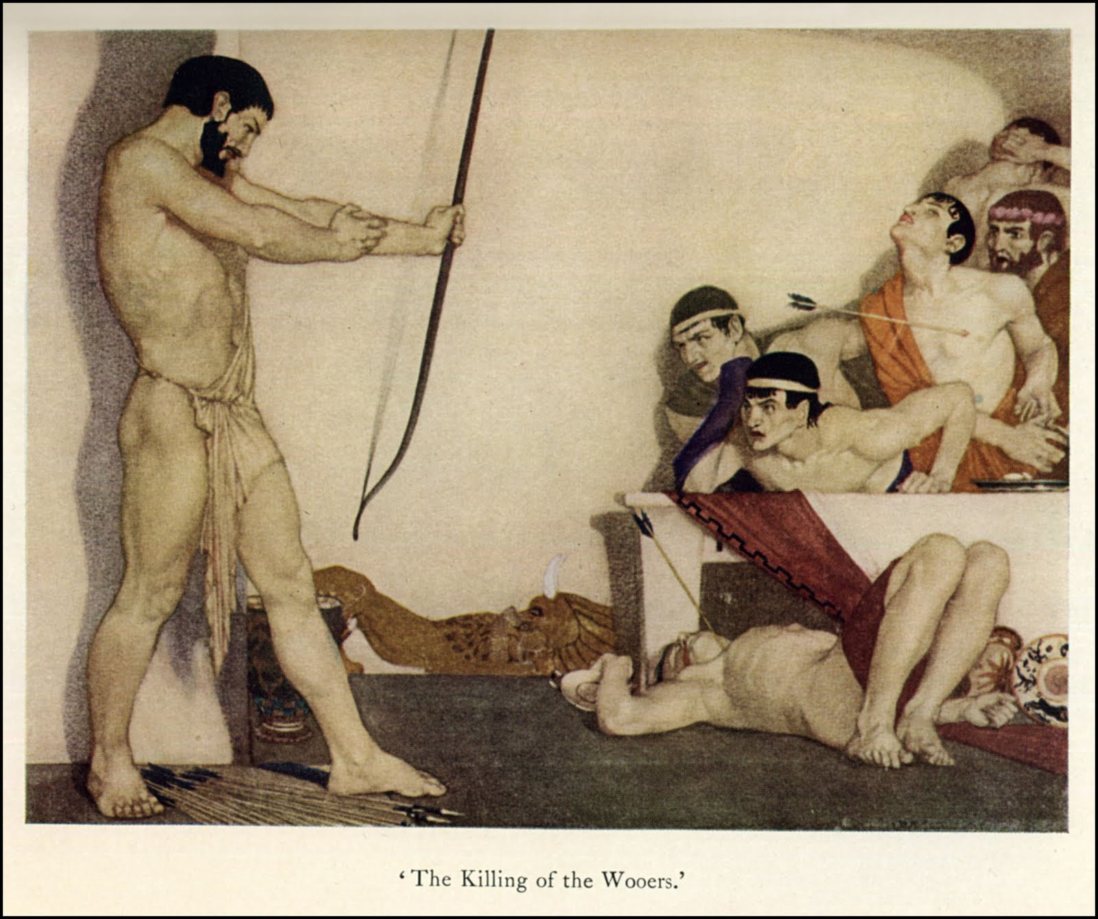 describing the character of odysseus in the odyssey The character odysseus in odyssey odyssey is an epic story that has been a significant piece of literature since it was first composed and will remain so for ages to come.
