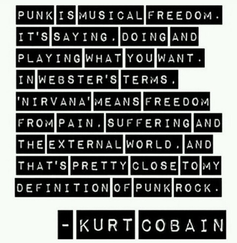 Punk Rock Girl Quotes. QuotesGram