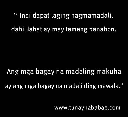 patama quotes para sa mga inggitera - photo #33