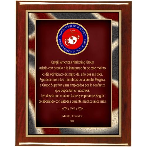 quotes for appreciation plaques militar  quotesgram