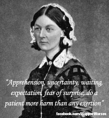 florence nightingale a leader in nursing The florence nightingale foundation awards travel, research and leadership  scholarships to advance the study of nursing and to promote.