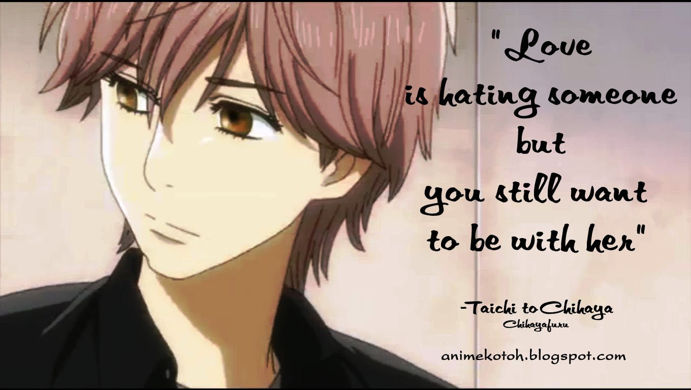 Anime Quotes About Happiness: Anime Quotes Wallpaper. QuotesGram