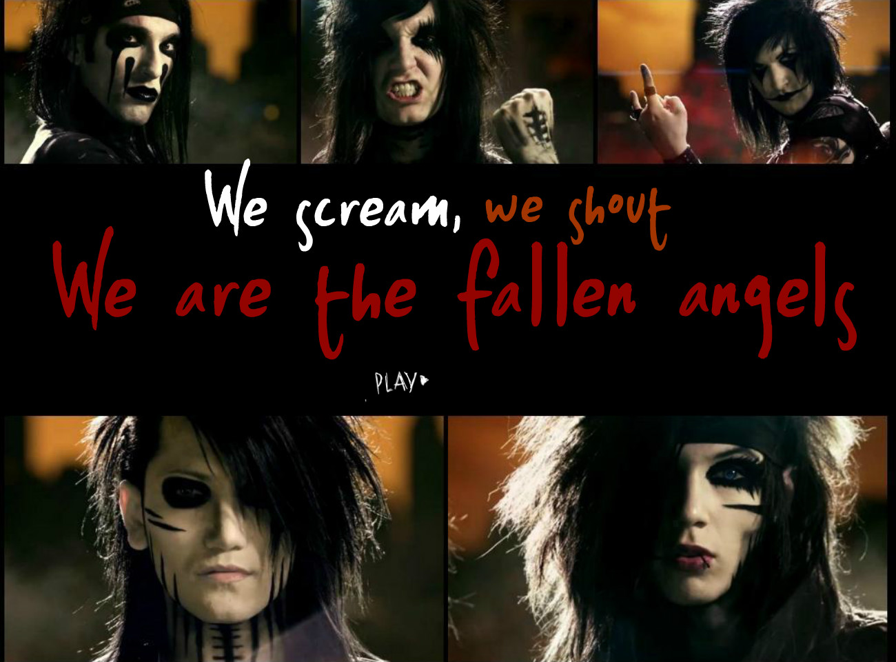 Bvb Fallen Angels Quotes Quotesgram