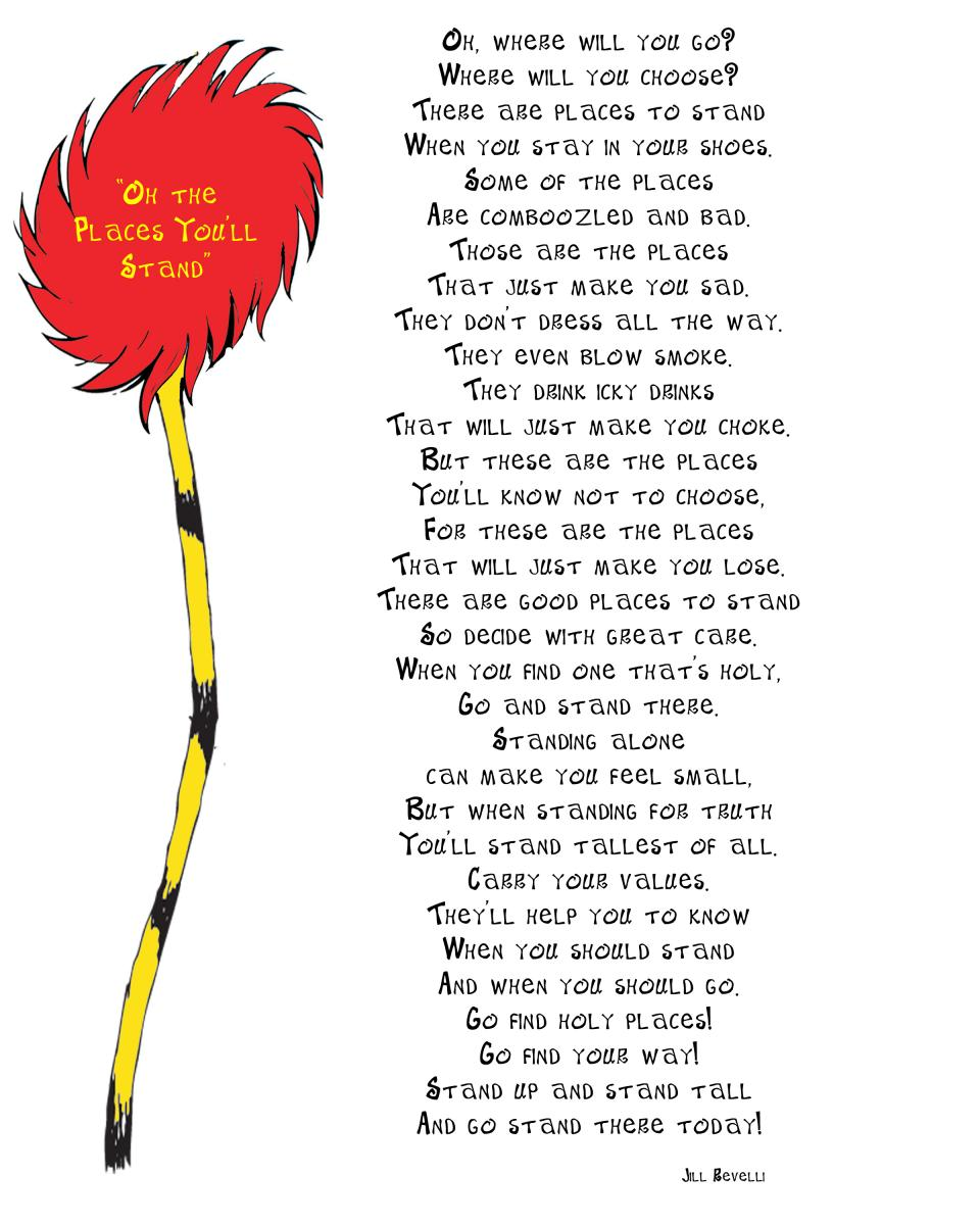 Dr Seuss Quotes About Friendship: Dr Seuss Graduation Quotes Poems. QuotesGram