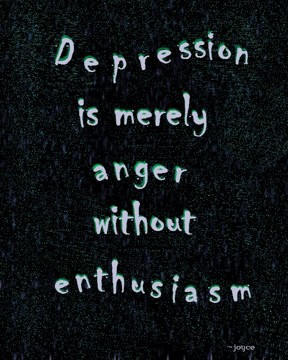 Sad Quotes About Depression: Angry And Depressed Quotes. QuotesGram