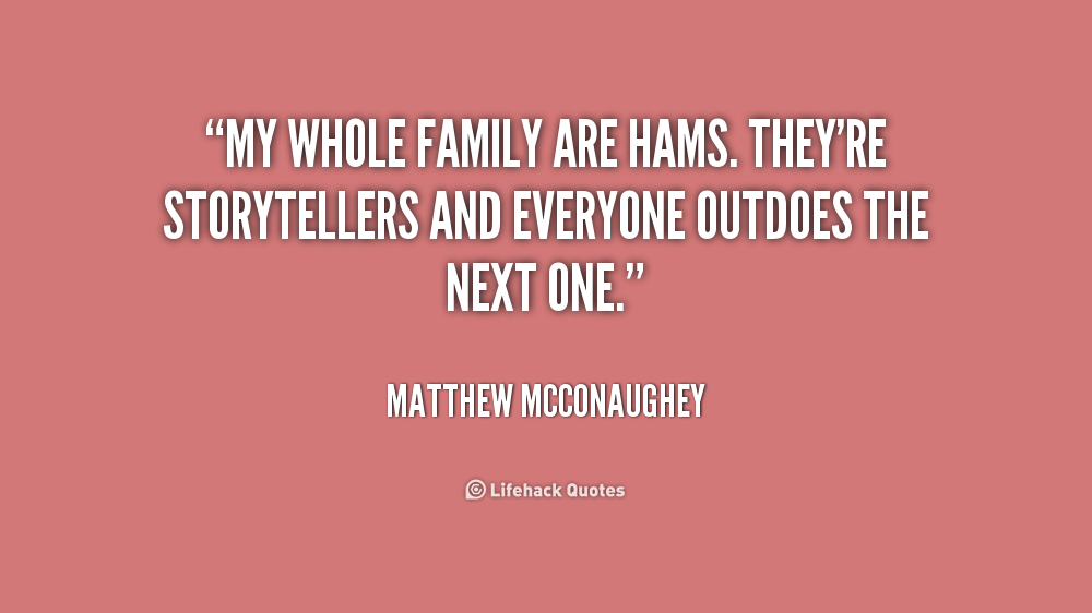 Matthew McConaughey Qu...