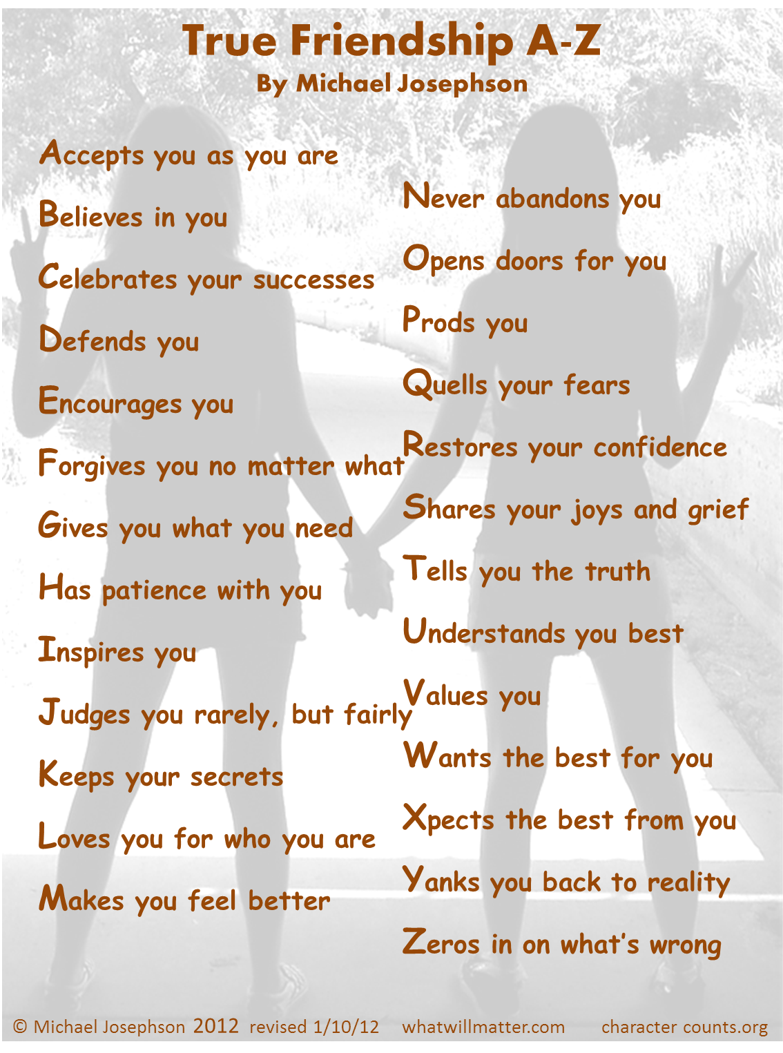 78 Best Friends Quotes To Honor Your Friendship - Our ... |Funny Quotes True Friend Better