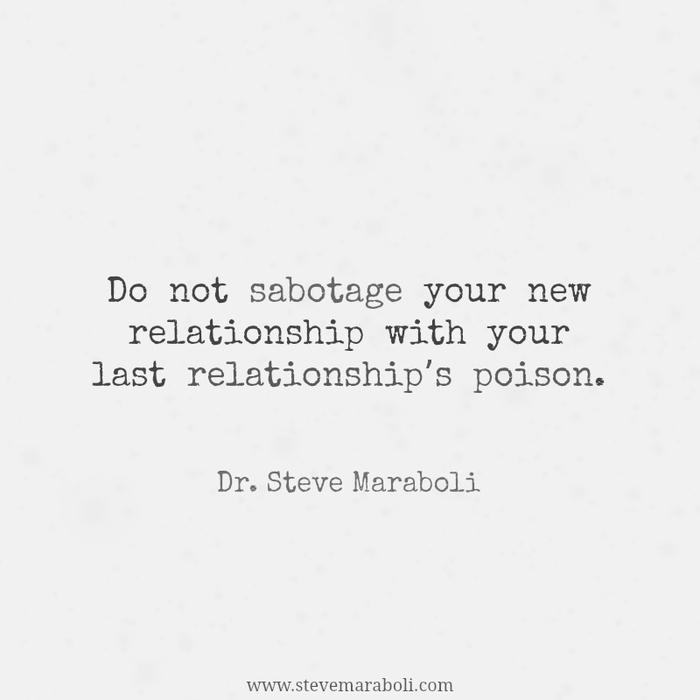 self sabotage relationship quotes