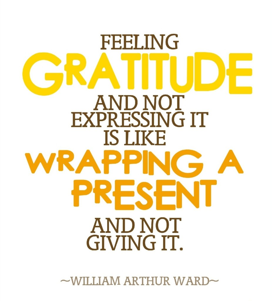 Quotes On Appreciation And Thanks: Words Of Gratitude Quotes. QuotesGram