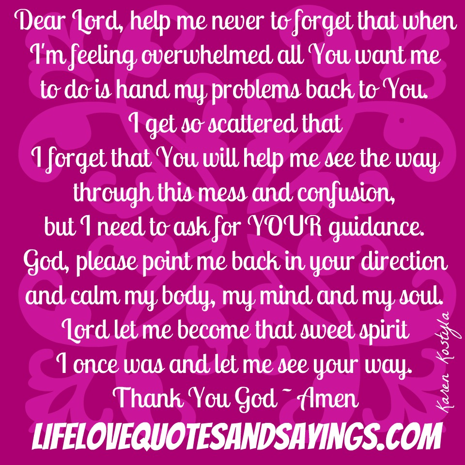 Lord Help Me Quotes. QuotesGram