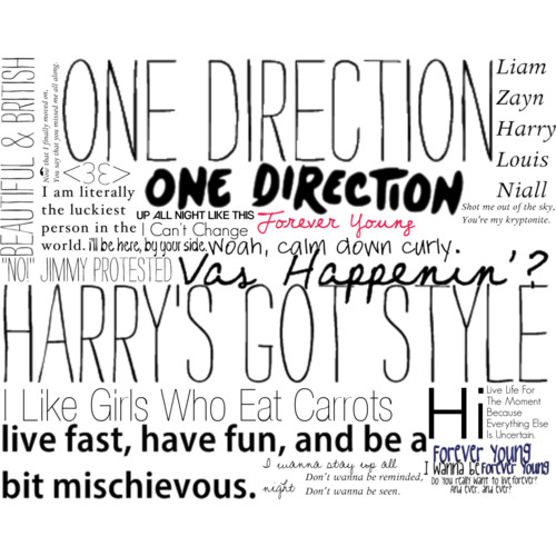 I Have No Direction In Life Quotes: One Direction Song Lyric Quotes. QuotesGram