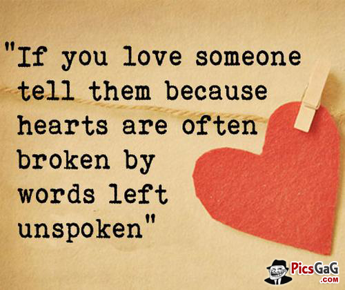Someone Tell Them If You Love Quotes. QuotesGram