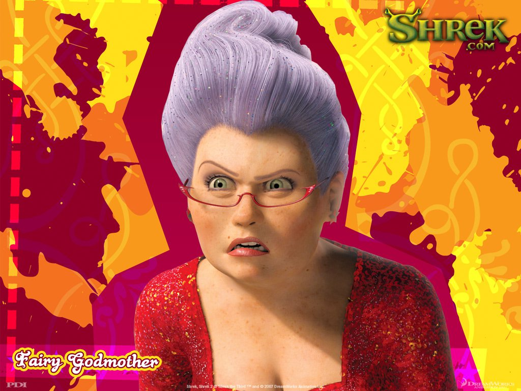 Fairy Godmother From Shrek Quotes. QuotesGram