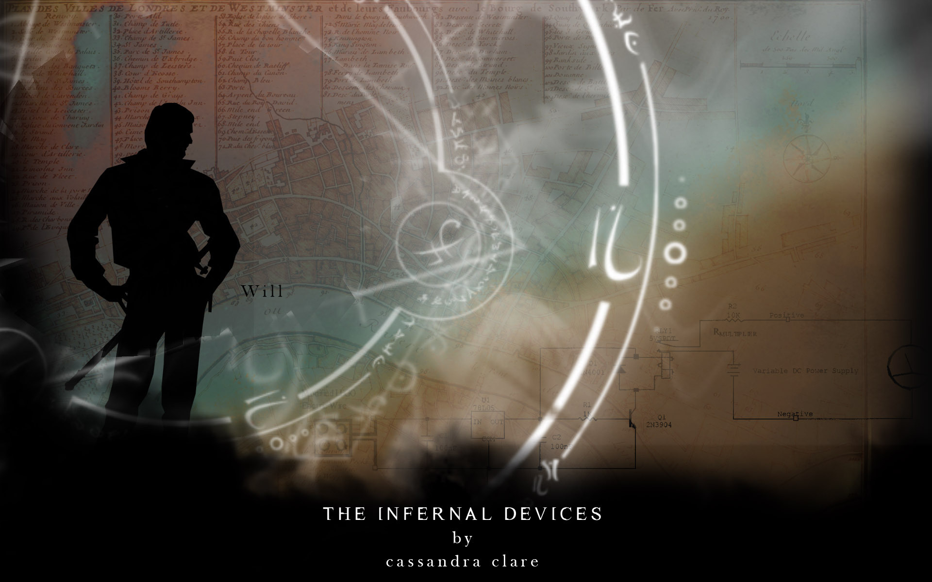 Infernal Devices Quotes Wallpaper Quotesgram
