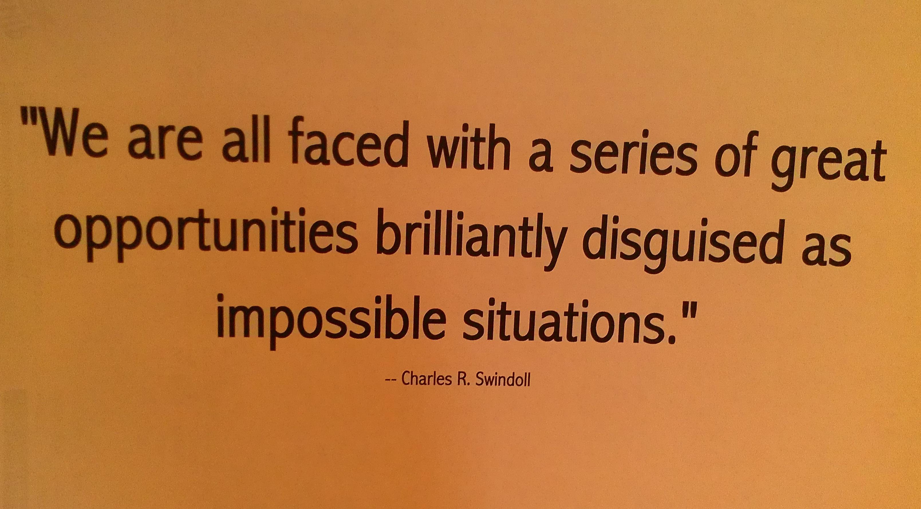 Charles Swindoll Quotes. QuotesGram