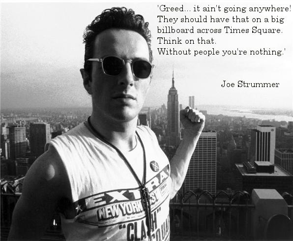 Joe Strummer Quotes Wallpapers. QuotesGram