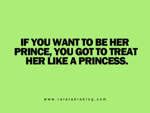 Treat Her Like A Lady Quotes. QuotesGram