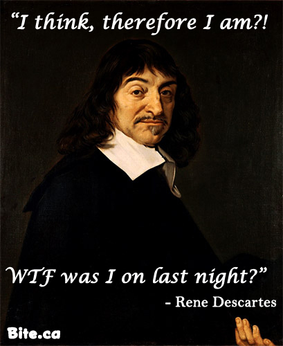 Most Famous Quotes In History: Famous Quotes By Descartes. QuotesGram