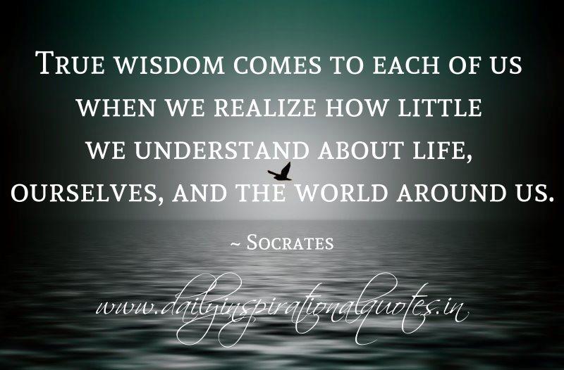 socrates quotes on knowledge quotesgram