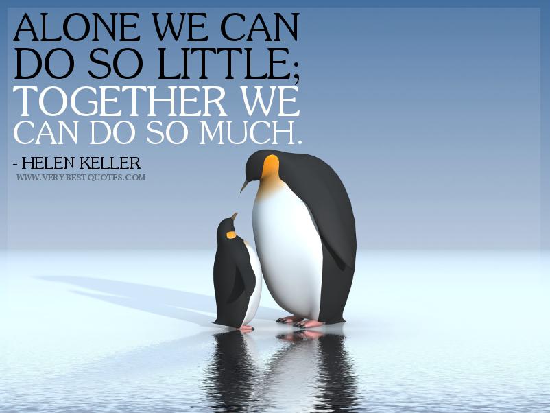 we are a team quotes quotesgram
