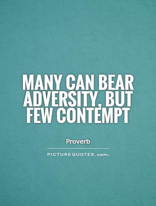 Adversity Quotes Parents Quotesgram