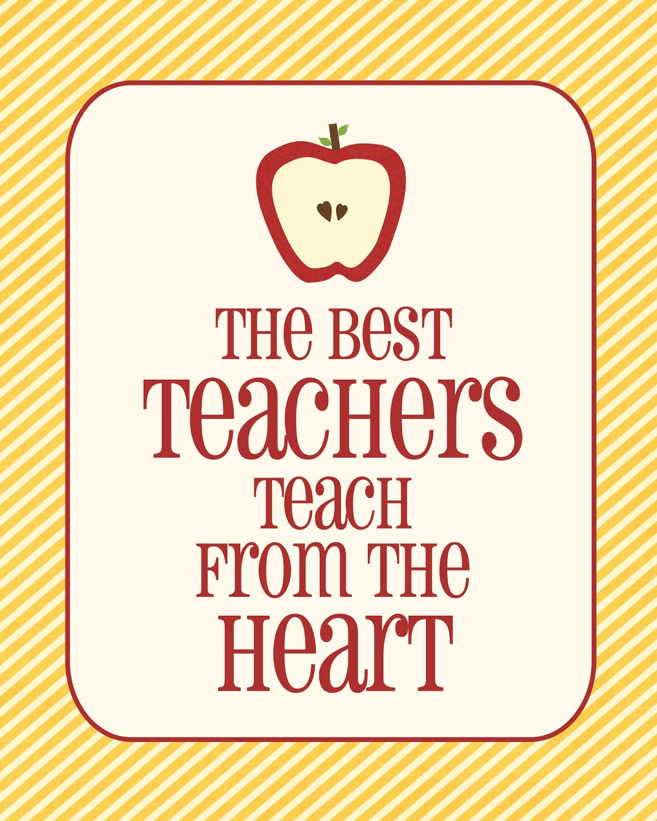 Best Teacher Quotes: Teacher Appreciation Sayings And Quotes. QuotesGram