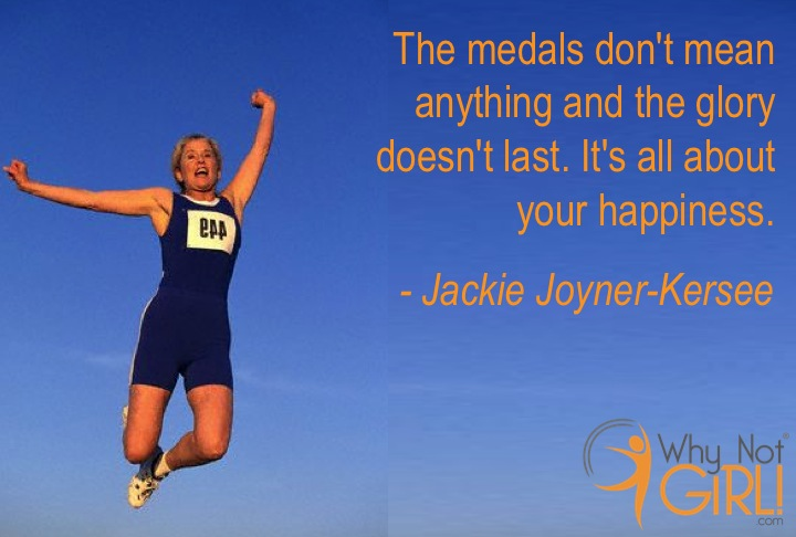 Athletic Sports Quotes For Girl Quotesgram