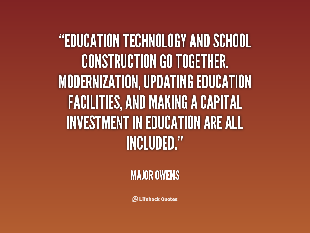 technology education quotes quote quotesgram together