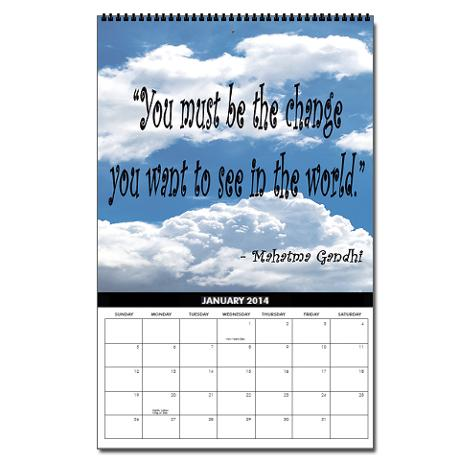 Calendar Quotes For Each Day