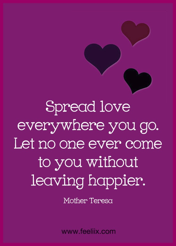 love is everywhere quotes quotesgram