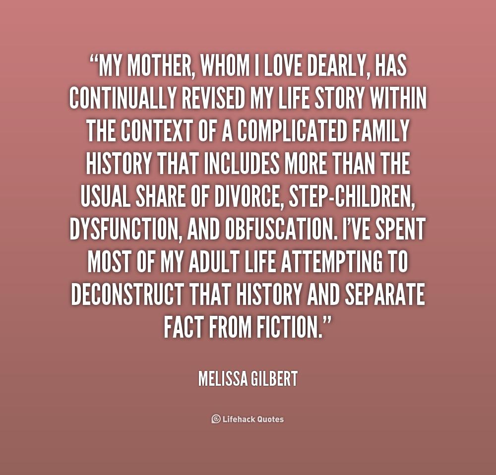 I love mom quotes tumblr