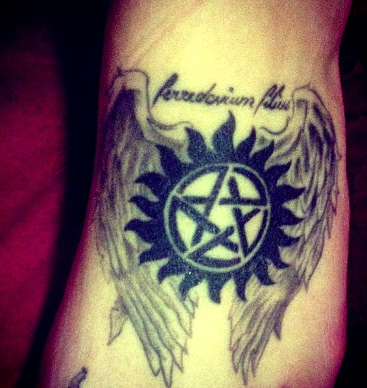 Supernatural Show Tattoos: Supernatural Dean Quotes With Meaning. QuotesGram