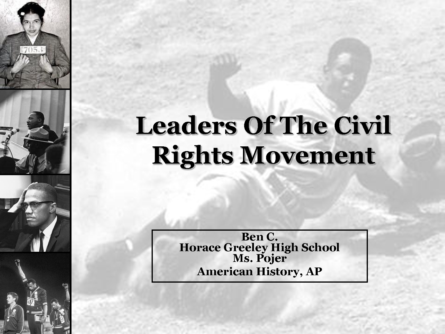 analysis of the civil rights movement