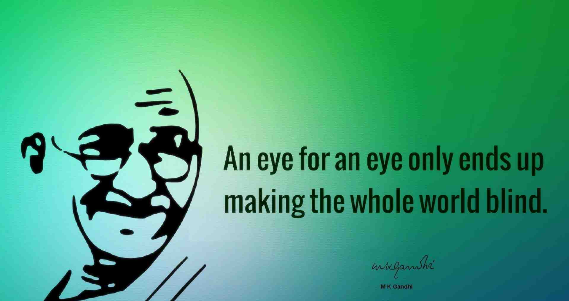 Gandhi Quotes On Life. QuotesGram