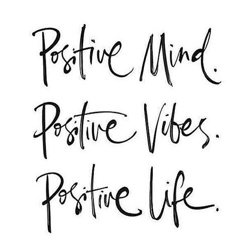 Positive Quotes About Life Tumblr: Quotes Positive Mind Positive Vibes. QuotesGram