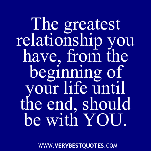 End Of Life Quotes Inspirational: Positive Quotes About Relationships Ending. QuotesGram