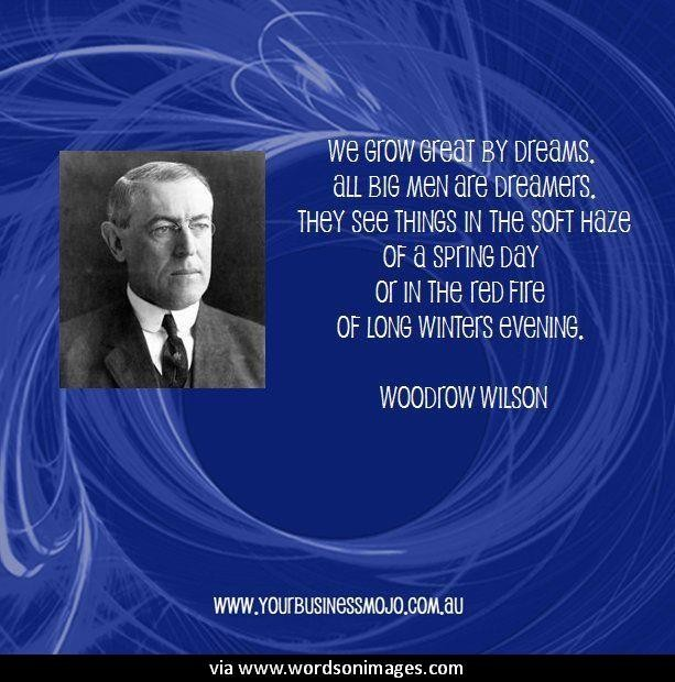 the major accomplishments of woodrow wilson during his tenure in office When president woodrow wilson first took office and delivered his inaugural address on 4 march 1913, he primarily discussed the democratic victory over the executive and legislature that had just taken place.