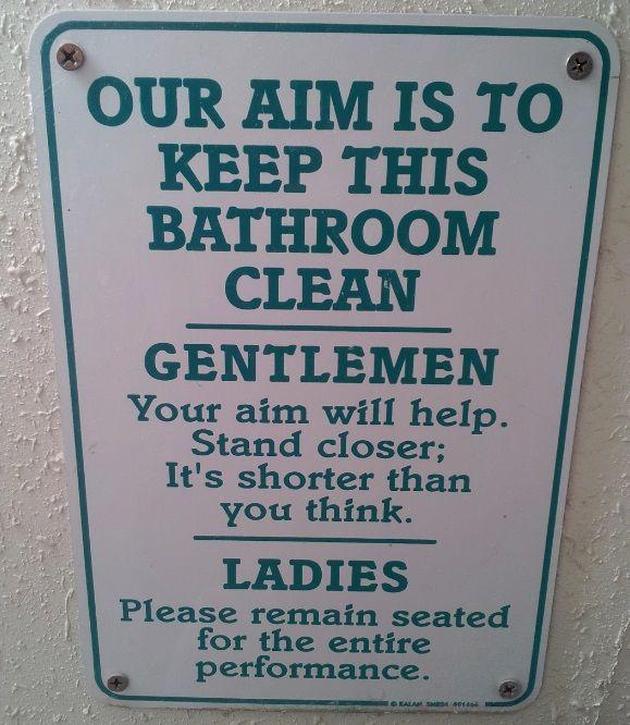 Mens Restroom Clean Quotes. QuotesGram