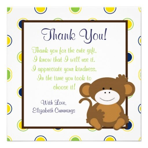 Baby Shower Thank You Poems For Hostess : Shower.biji.us