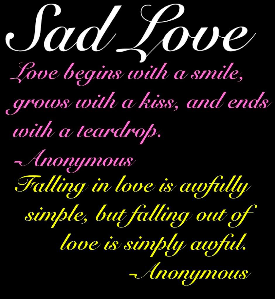 Sad Love Quotes That Will Make You Cry. QuotesGram