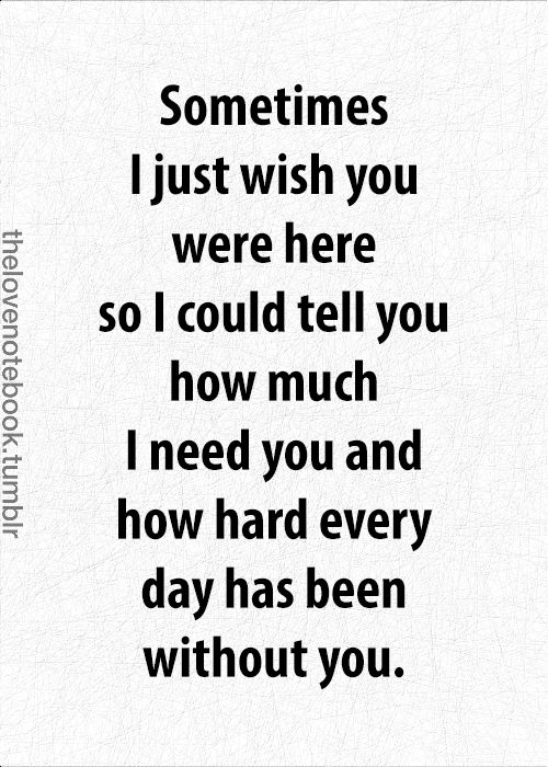 Quotes About Missing Him So Much. QuotesGram