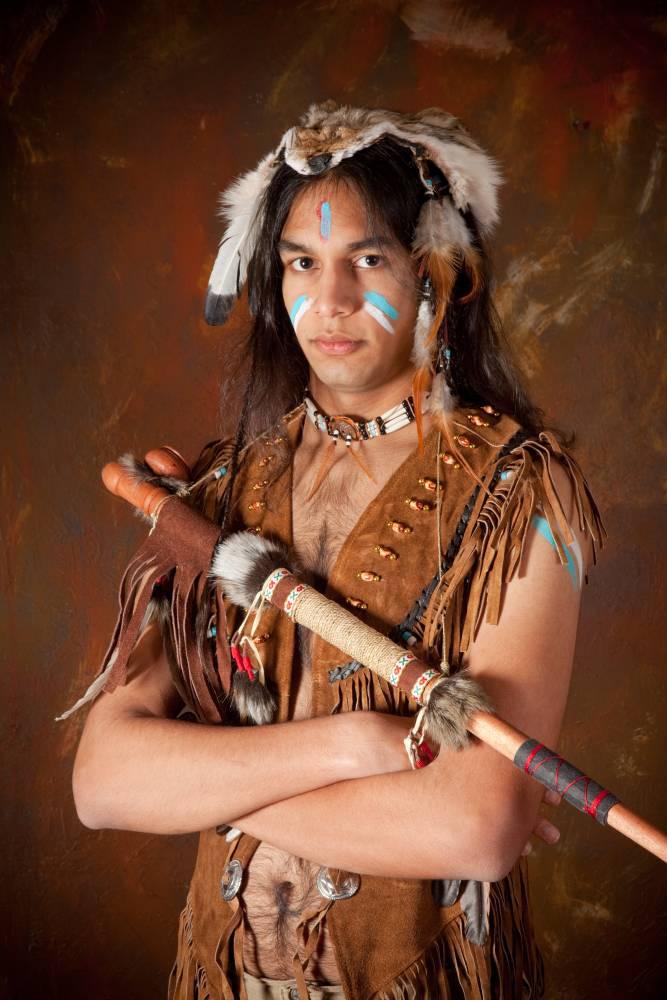 Usa Indianer
