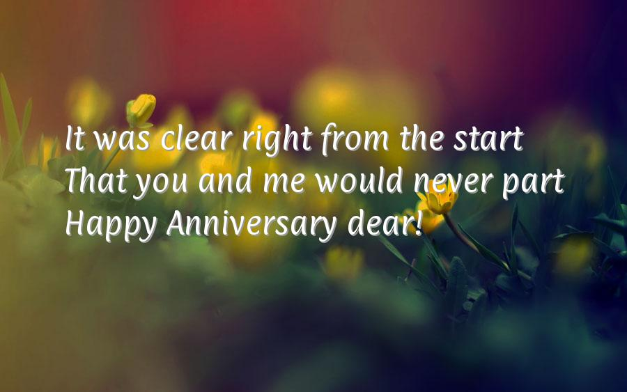 First anniversary quotes for boyfriend quotesgram