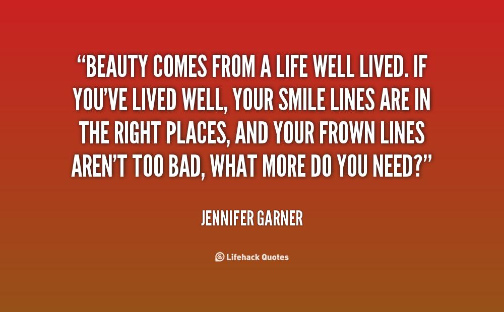 Jennifer Garner Makeup Quotes. QuotesGram