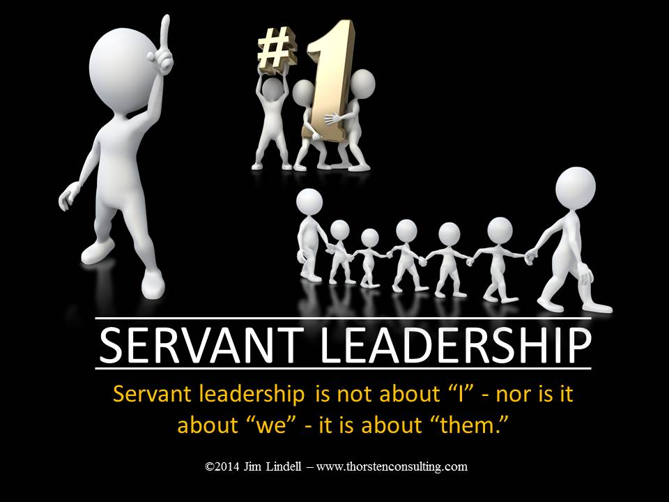 Famous Quotes On Servant Leadership Quotesgram