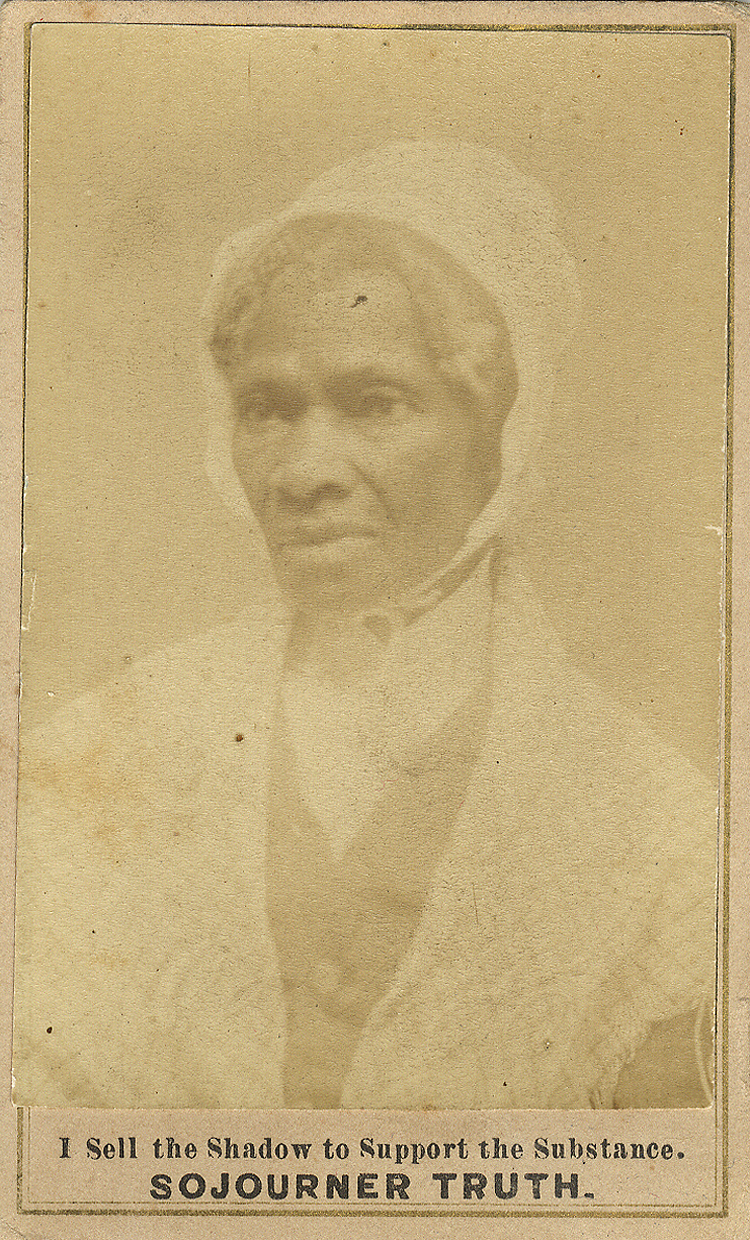 slavery and abolition the life of sojourner truth Extract from sojourner truth's diary  sojourner truth (c1797 - 1883) born into slavery, she ran away as a young woman to new york she took the name sojourner truth and preached against sin, especially the sin of slavery.