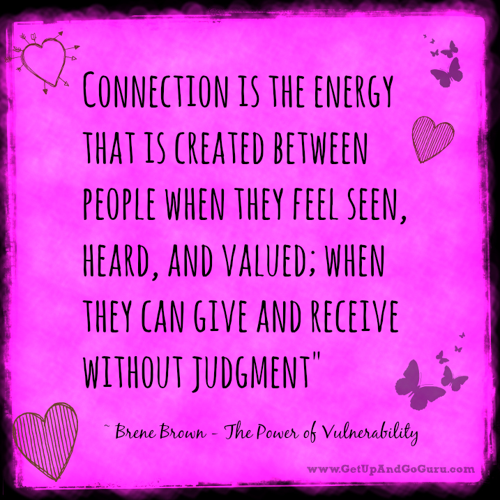 Connection Brene Brown Quotes On. QuotesGram